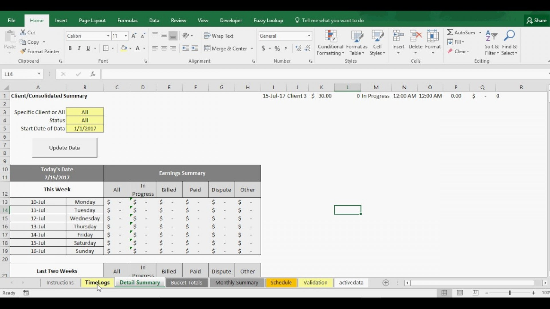 Consultant Billable Hours Spreadsheet Within 004 Hourly