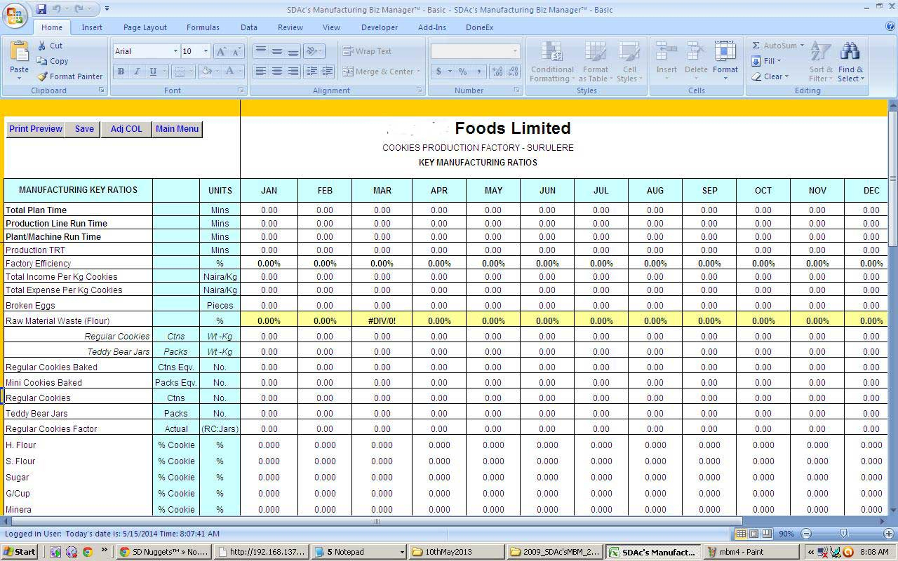 Employee Time Off Tracking Spreadsheet In Example Of Time