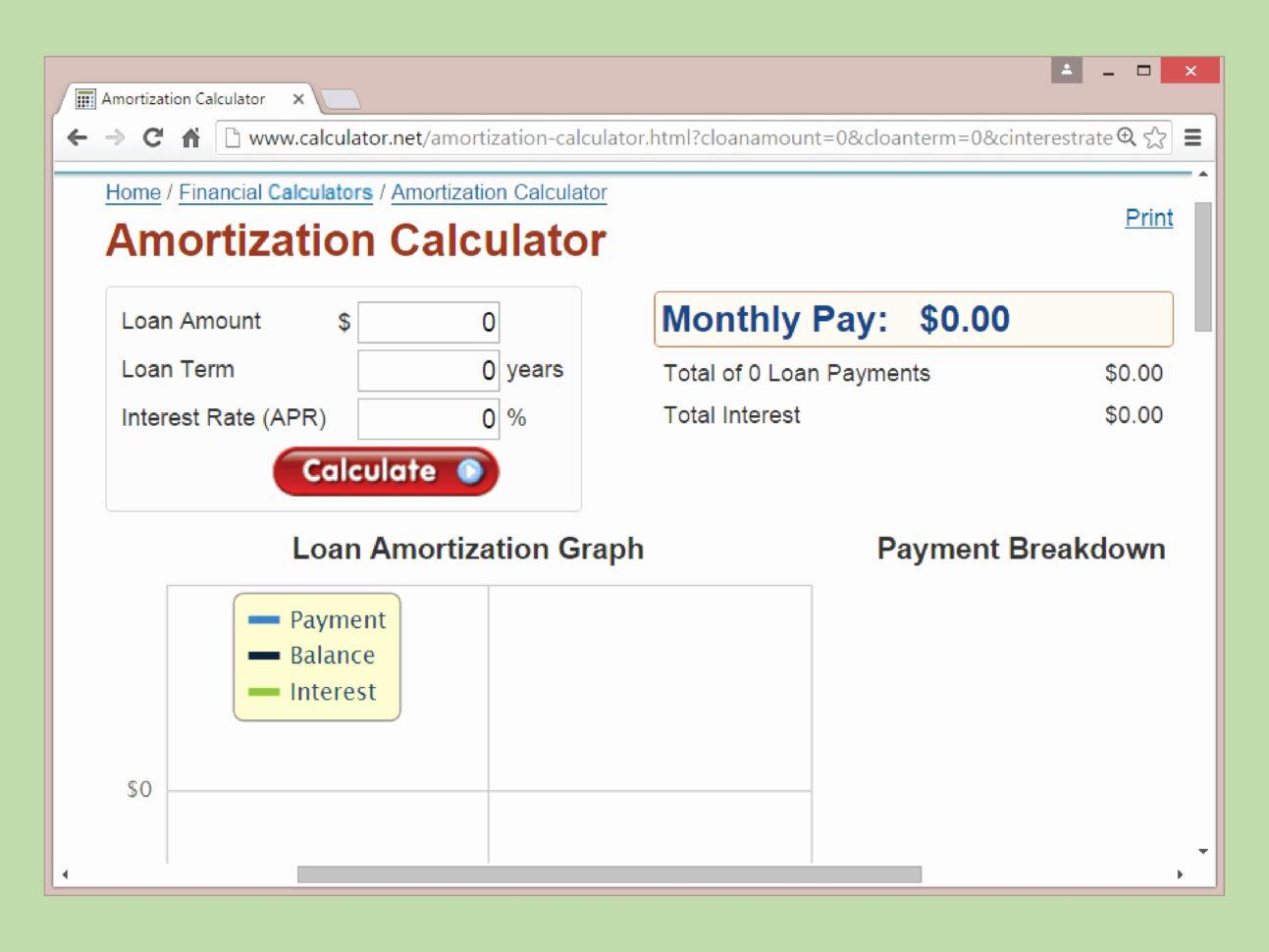Equipment Lease Calculator Excel Spreadsheet Regarding