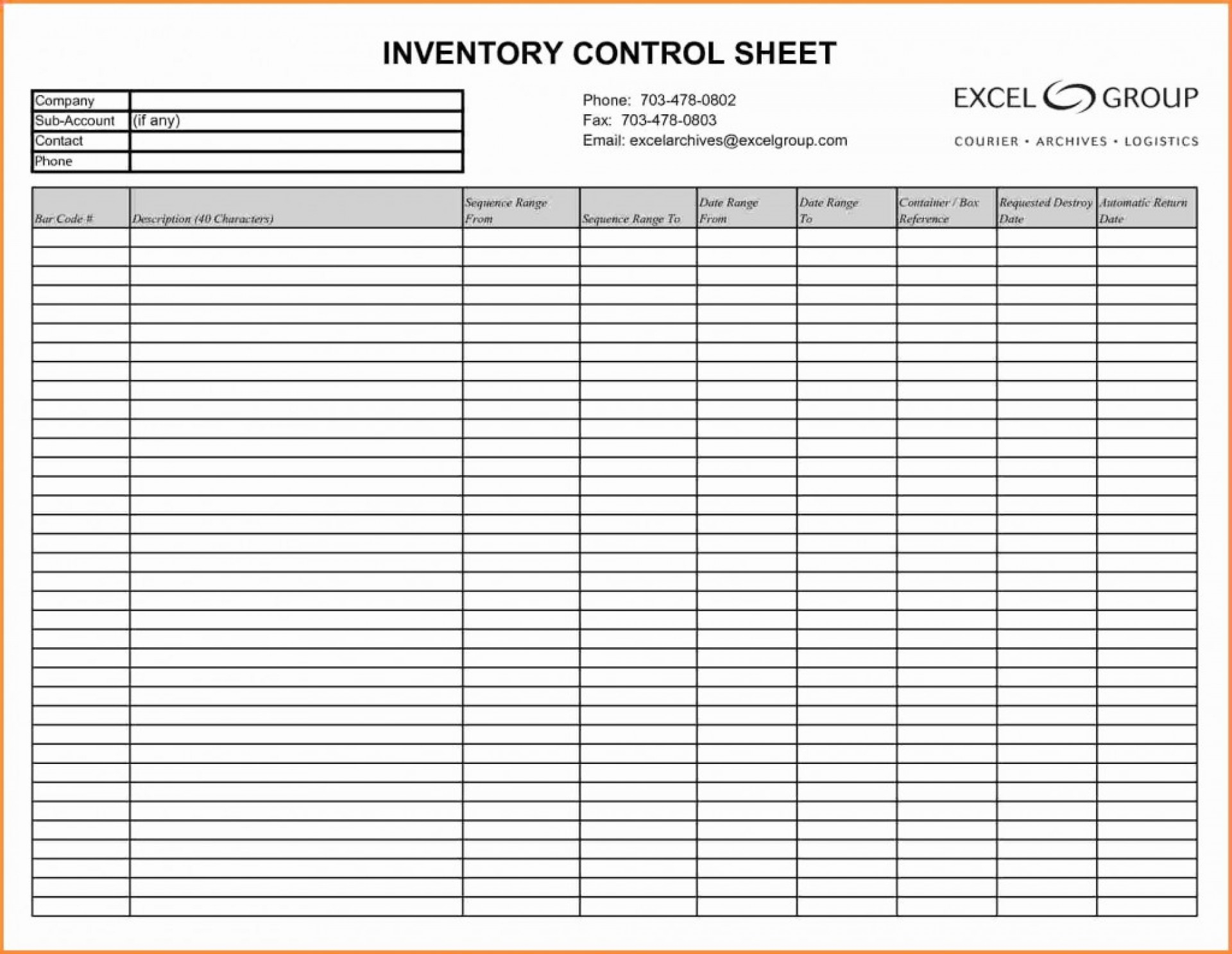 Estate Executor Spreadsheet Inside 004 Probate Accounting