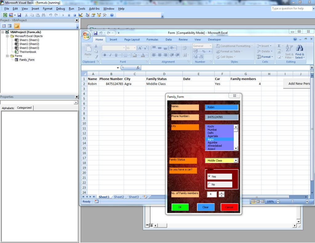 Excel Spreadsheet Erstellen With Make Your Own