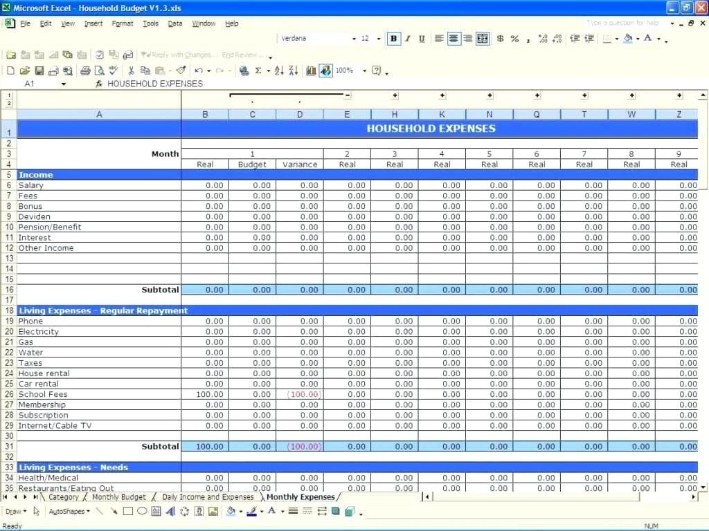 Excel Spreadsheet Practice Pivot Tables Within Excel