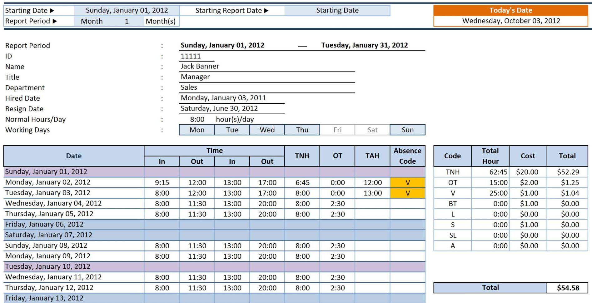 Excel Spreadsheet To Track Student Progress Inside