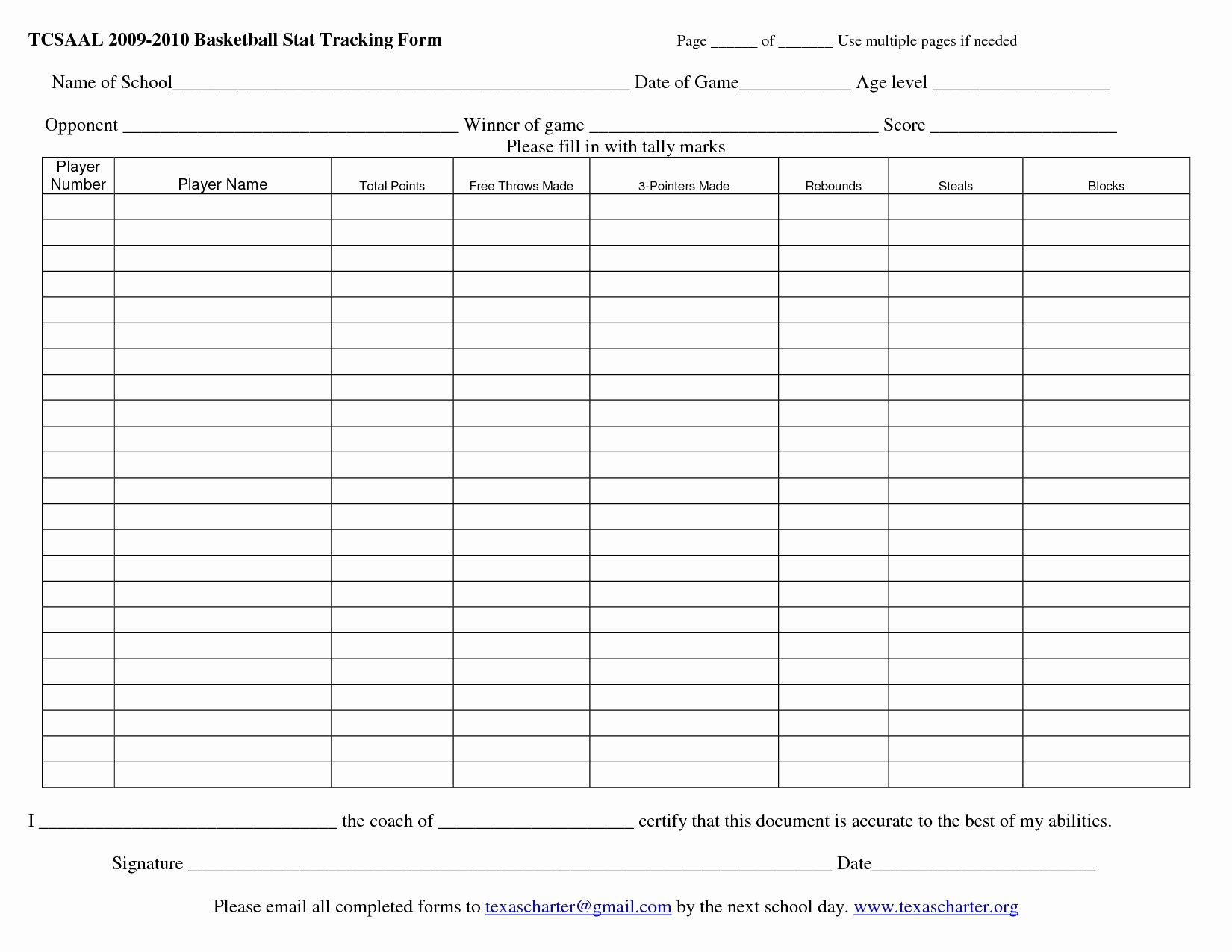 Football Statistics Excel Spreadsheet Pertaining To