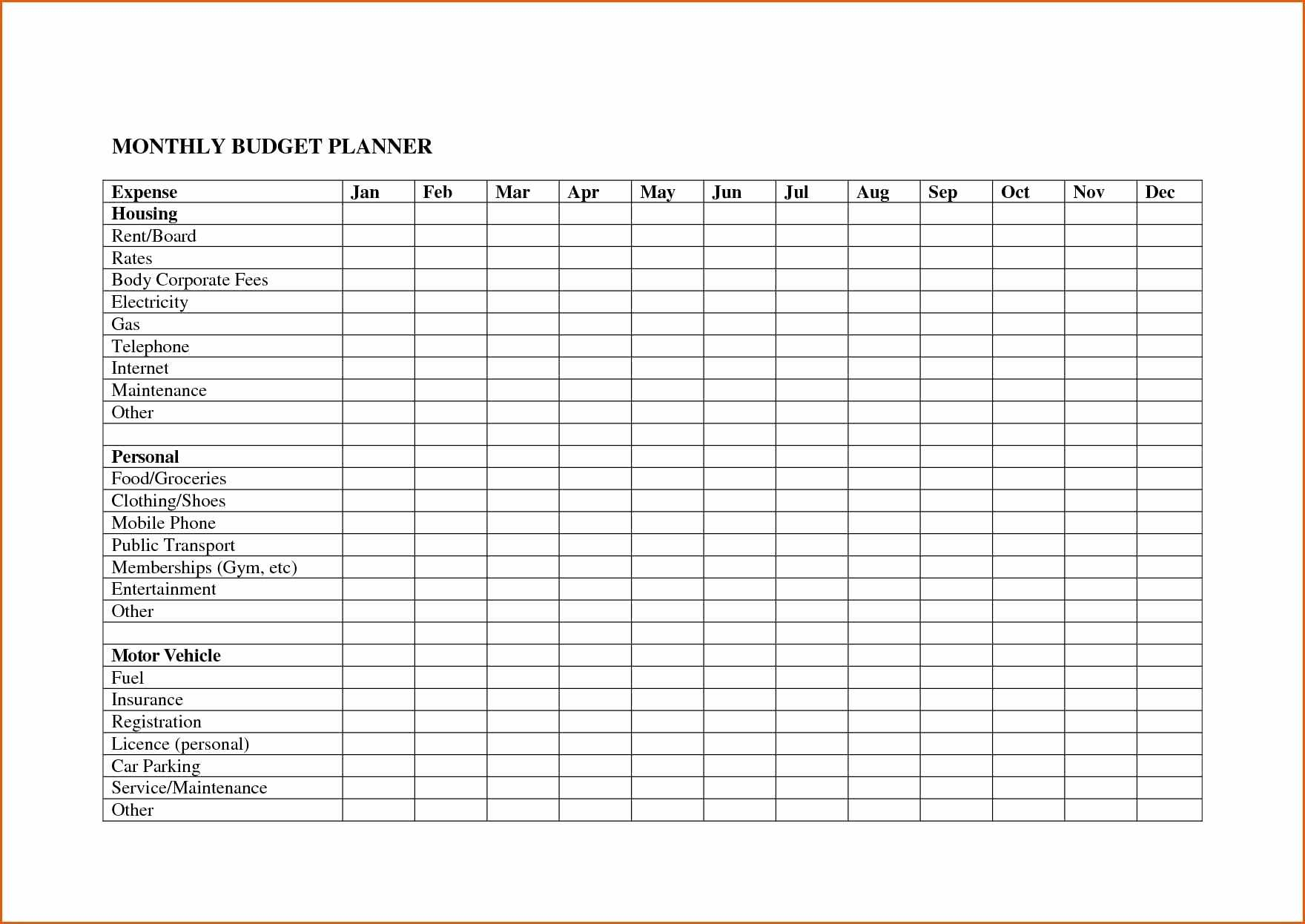 Home Buying Spreadsheet Template Spreadshee Home