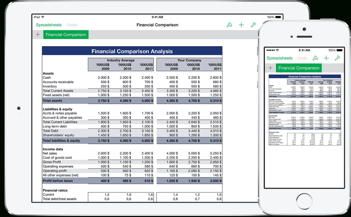 How To Create A Spreadsheet In Numbers For Templates For