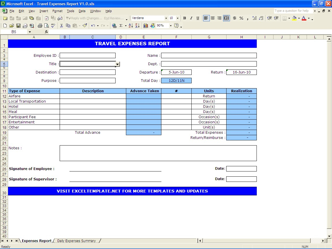 How To Make An Excel Spreadsheet For Expenses Spreadsheet