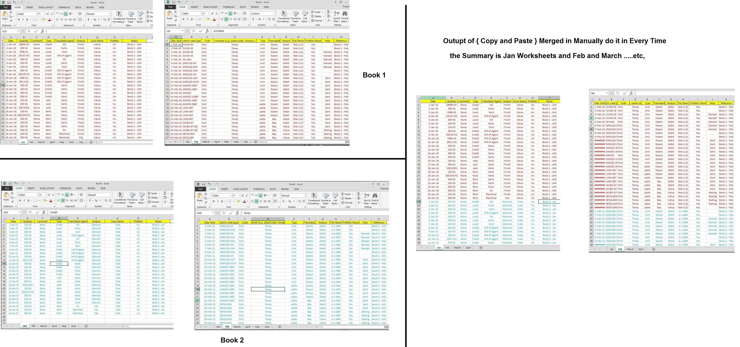 How To Merge Excel Spreadsheets Printable Spreadshee How