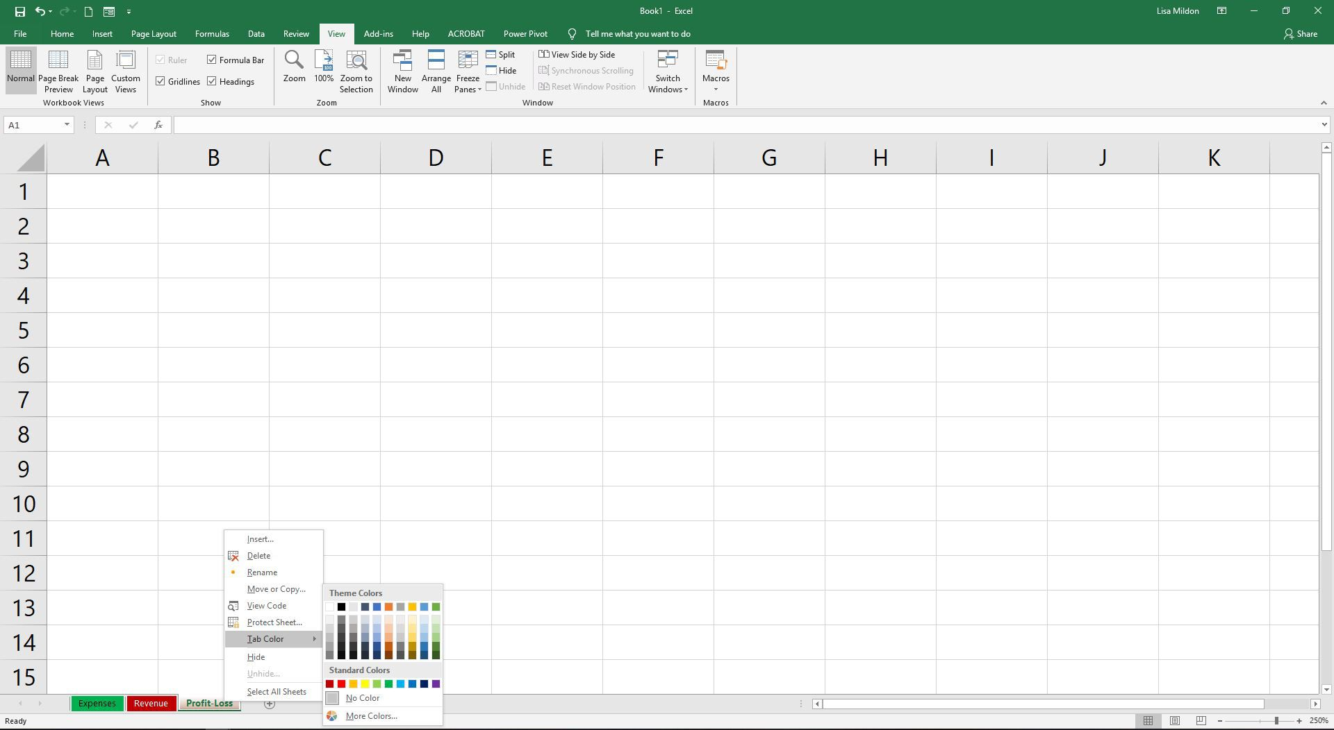 Introduction Of Spreadsheet In Ms Excel For Worksheets And