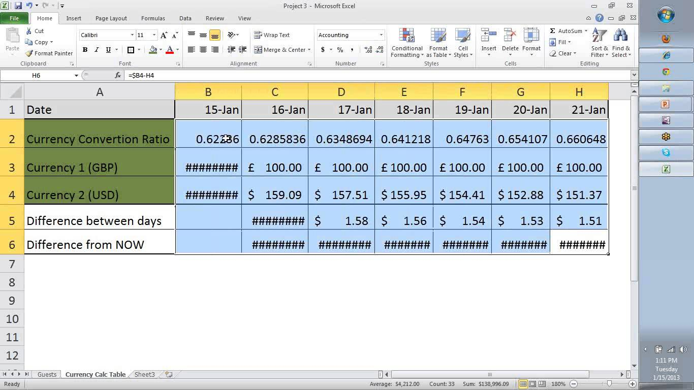 Learn Spreadsheets Online Free Within Learn Excel