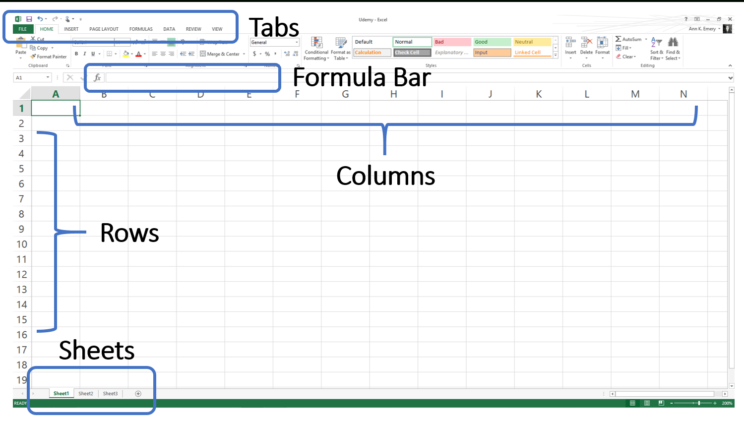 Learning Excel Spreadsheet Intended For Learning Excel