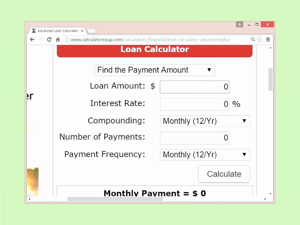 Loan Amortization Spreadsheet Excel Within Car Loan