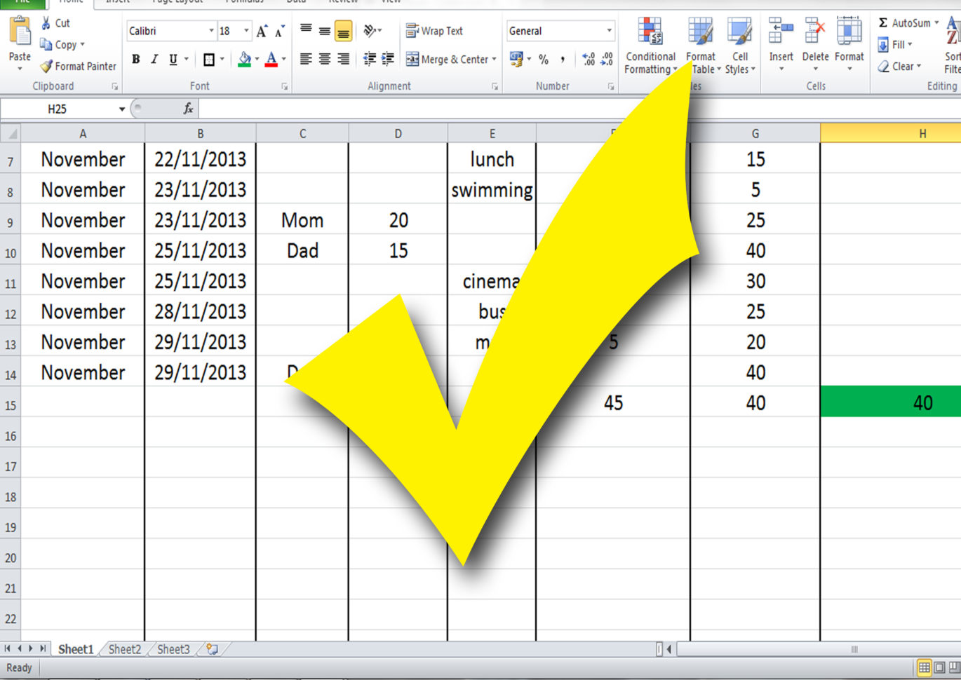 Making A Budget Spreadsheet Inside How To Build A Budget