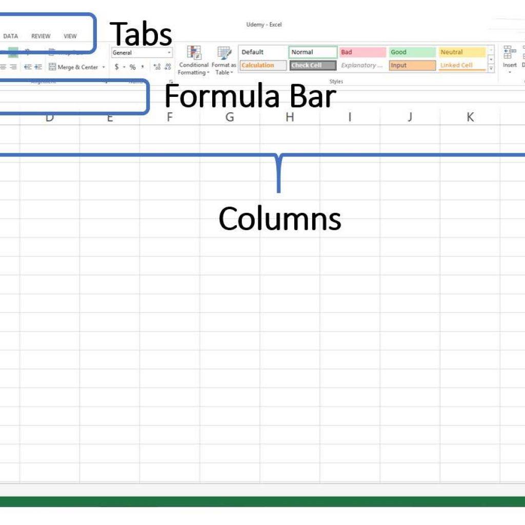 Microsoft Excel Spreadsheet Training Throughout Microsoft
