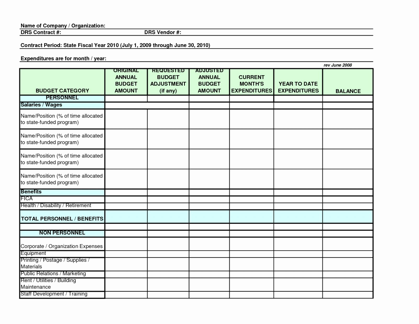 Paid Sick Leave Tracking Spreadsheet Pertaining To Sick