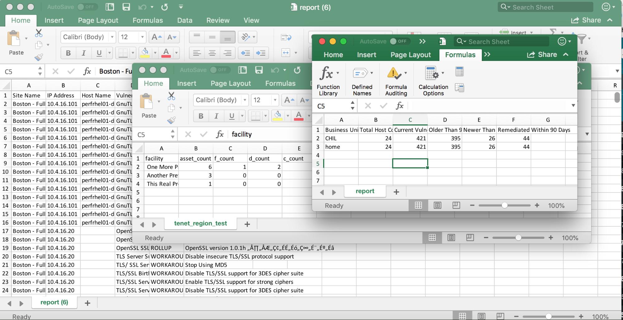 Patch Management Tracking Spreadsheet Inside Streamlining