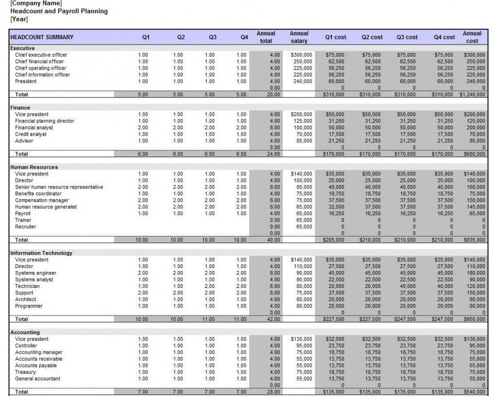 Payroll Spreadsheet Example With Regard To Spreadsheet