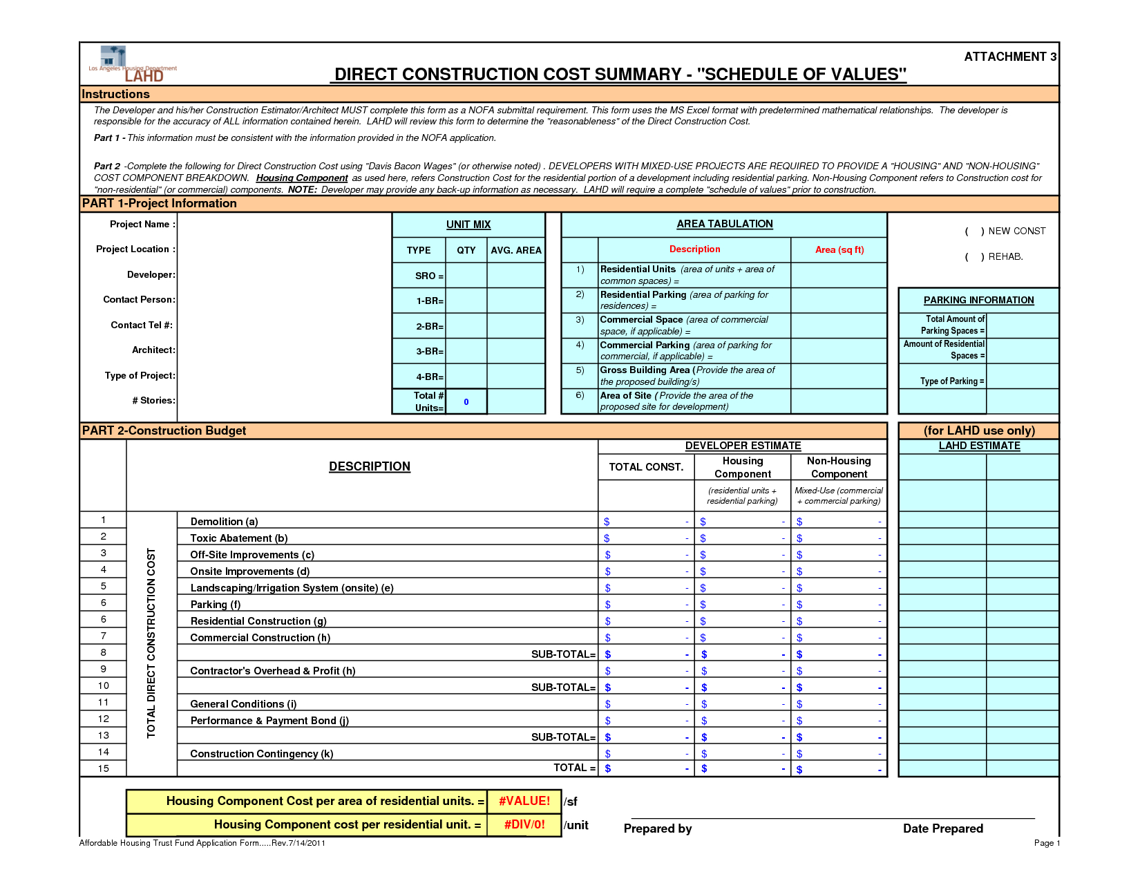 Project Cost Tracking Spreadsheet Excel Spreadsheet