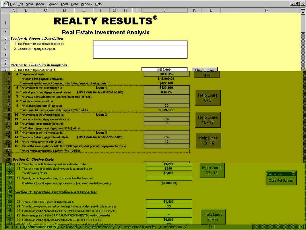 Rental Property Tax Calculator Spreadsheet Spreadshee Rental Property Tax Calculator