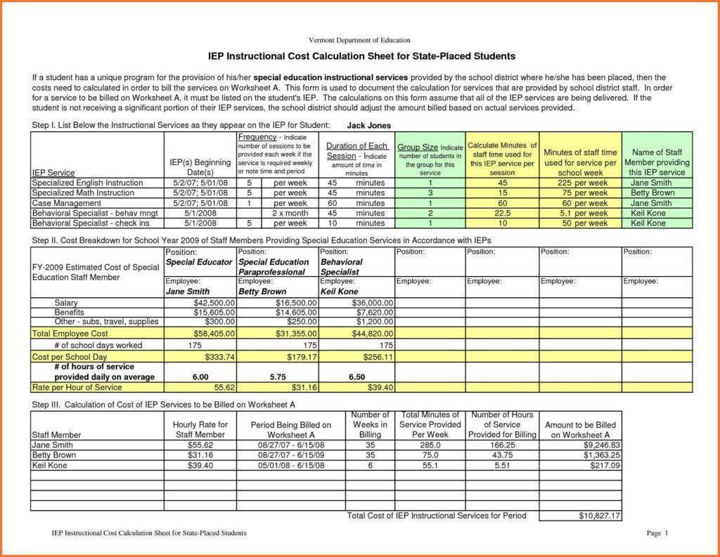 Restaurant Costysis Spreadsheet Spreadshee