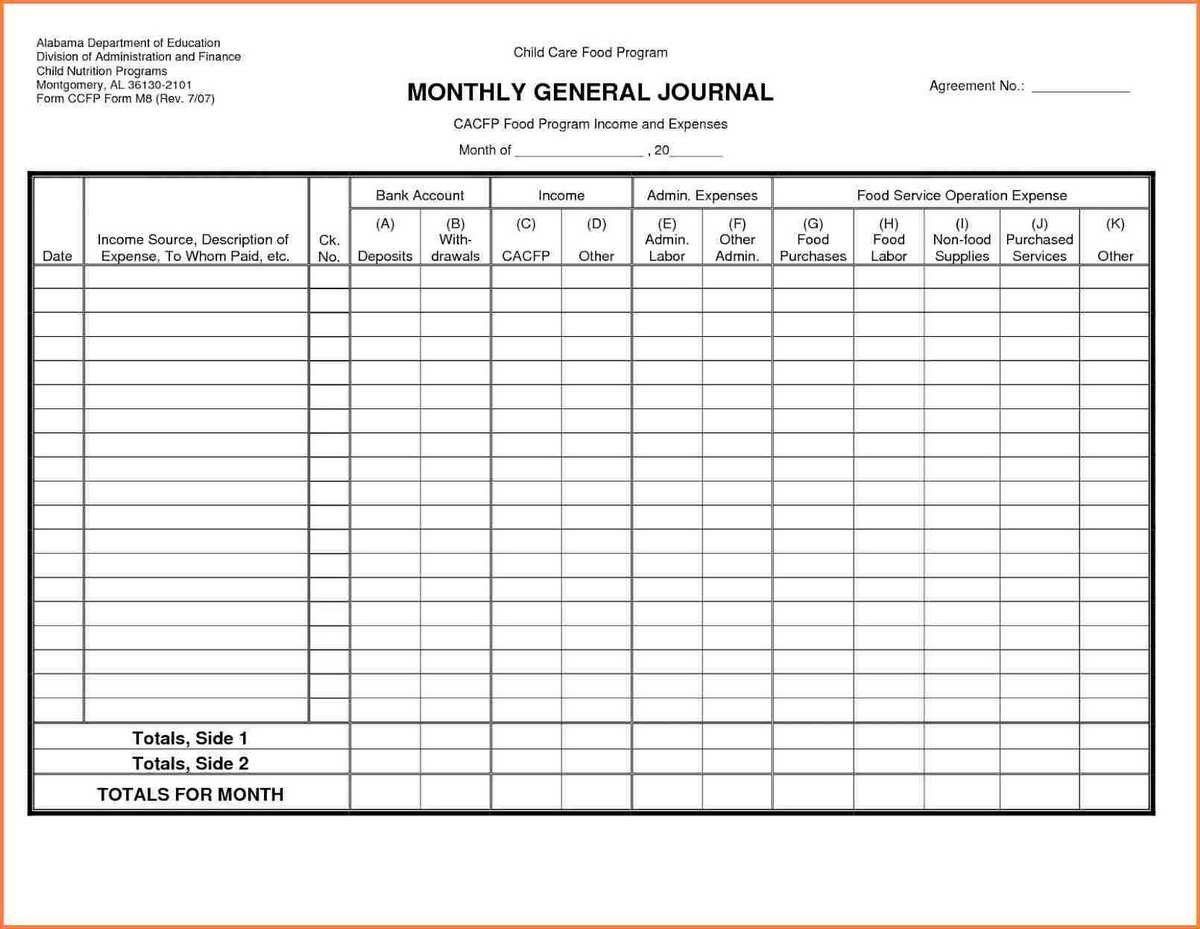 Salon Expenses Spreadsheet Throughout Business Monthly
