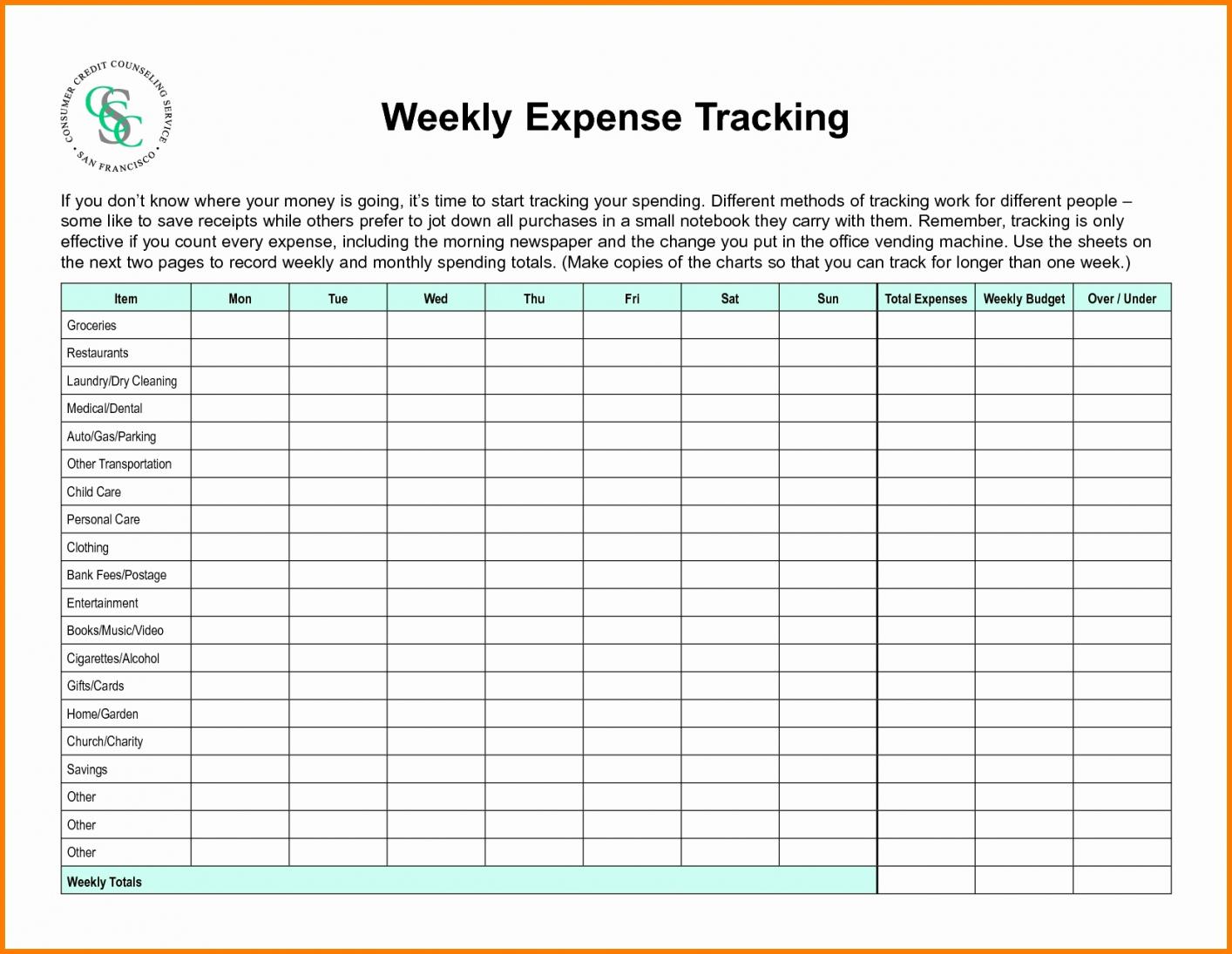 Shared Expenses Spreadsheet Intended For Shared Expenses