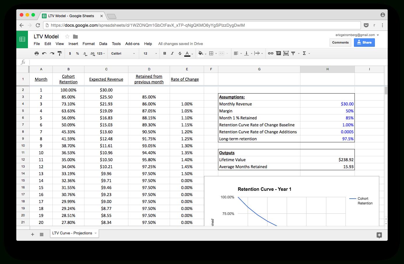Software Roi Calculator Spreadsheet Spreadsheet Downloa Software Roi Calculator Spreadsheet
