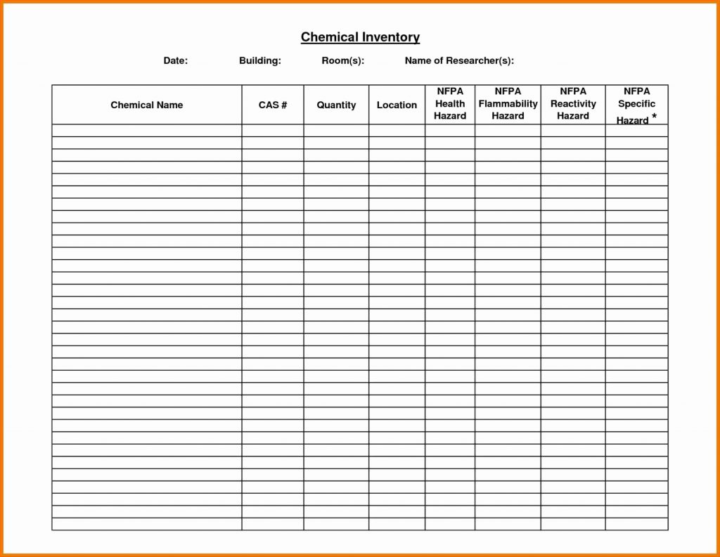 Spreadsheet Clothing In Clothing Inventory Spreadsheet
