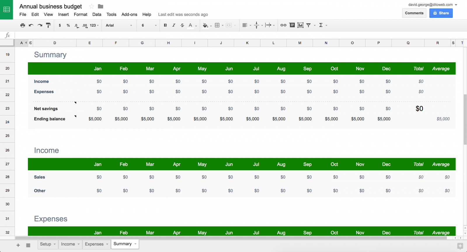 Spreadsheet Template For Sign In Sheet Template
