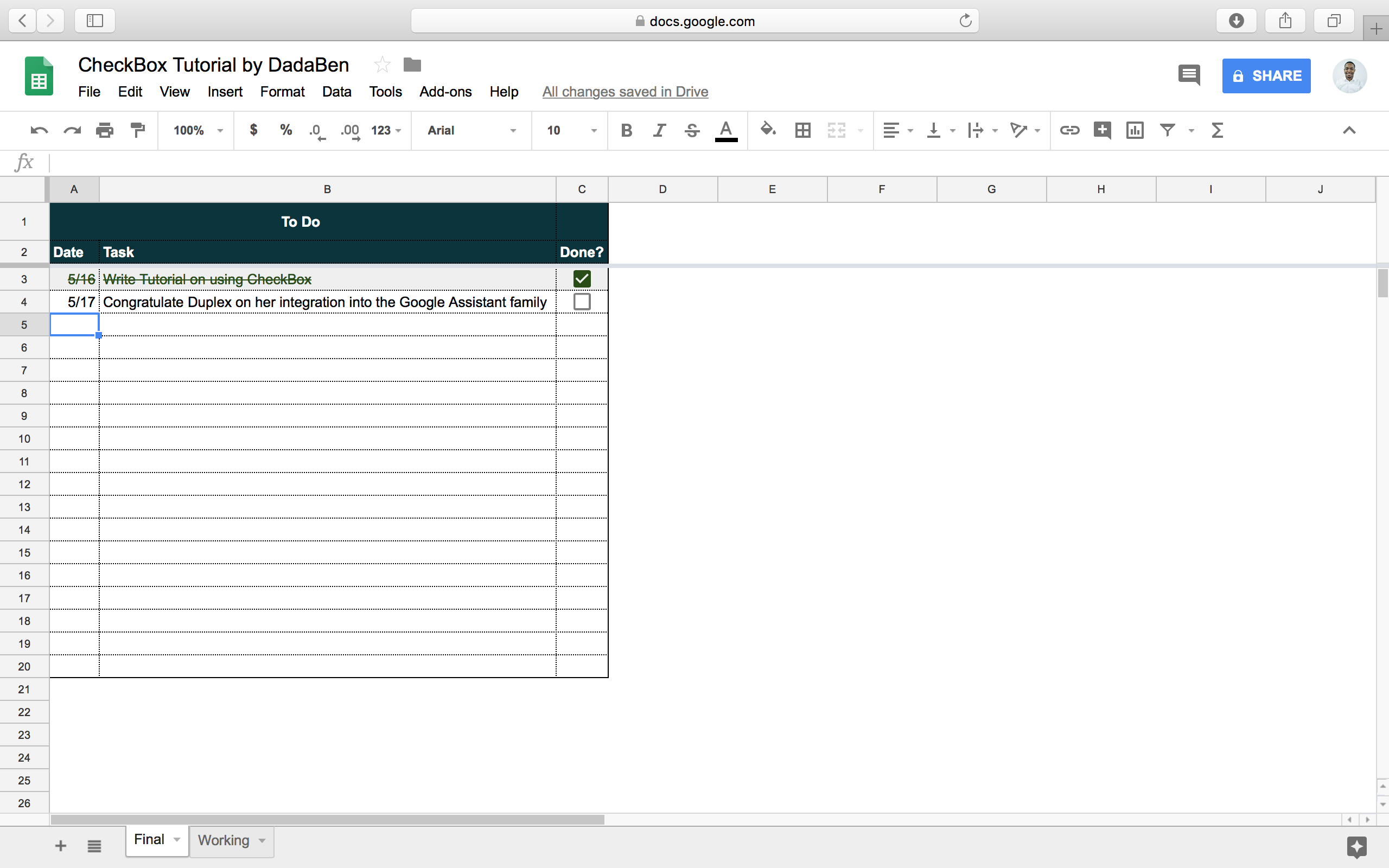 Excel List Template | Wiring Diagram Database