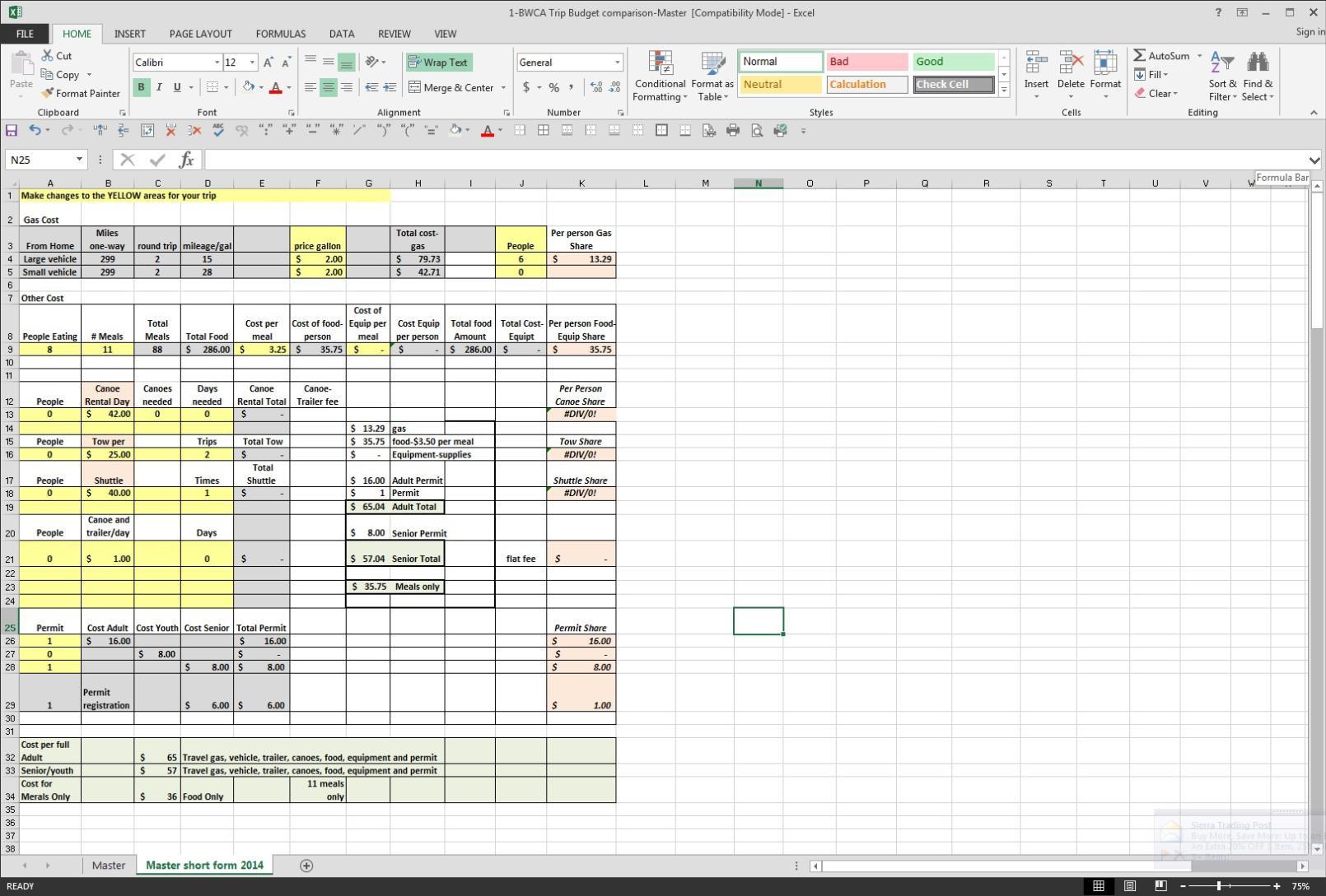 Trucking Excel Spreadsheet Spreadsheet Downloa Truckers