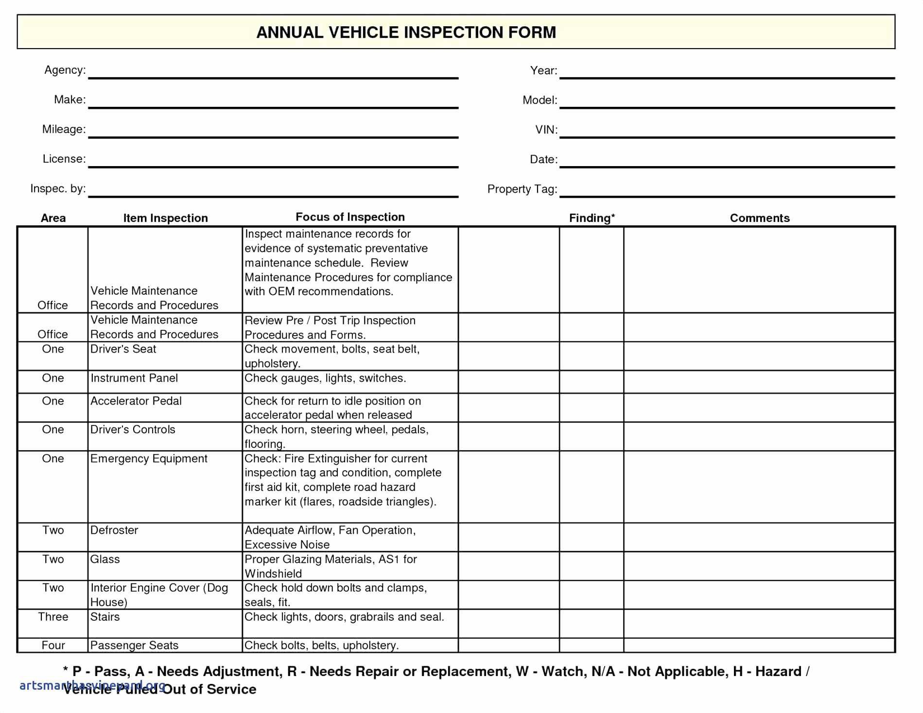Vehicle Maintenance Tracking Spreadsheet Db Excel