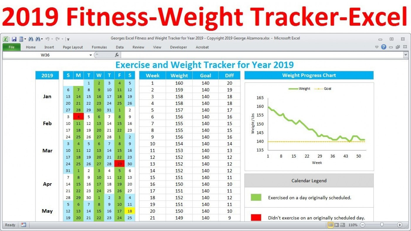 Weight Loss Spreadsheet For Group Spreadshee Weight