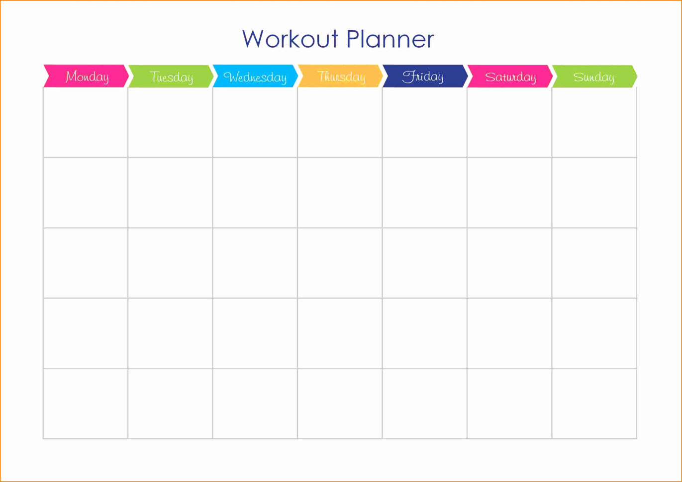 Workout Tracker Spreadsheet Intended For Workout Log