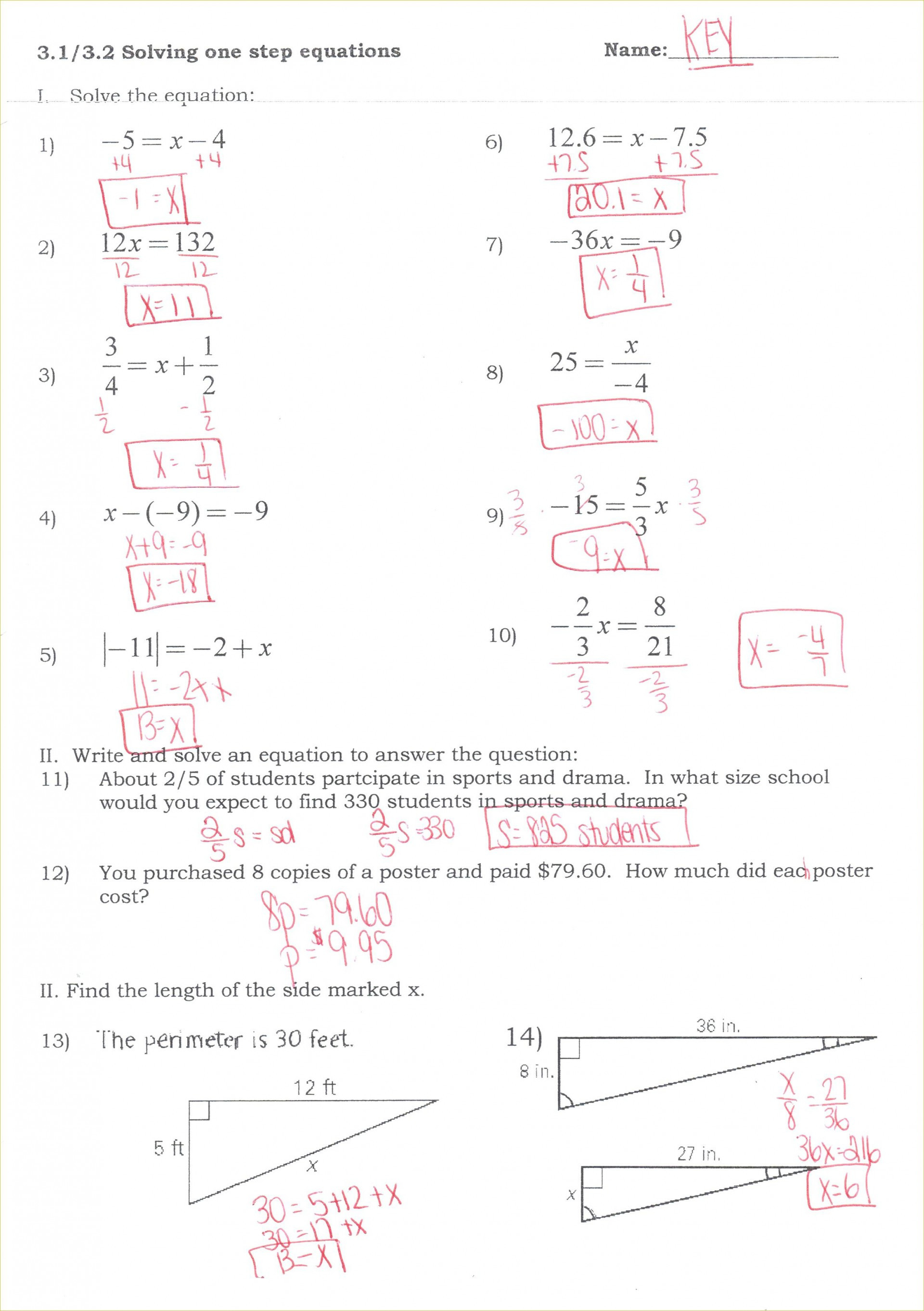 037 Systems Of Equations Word Problems Printablen