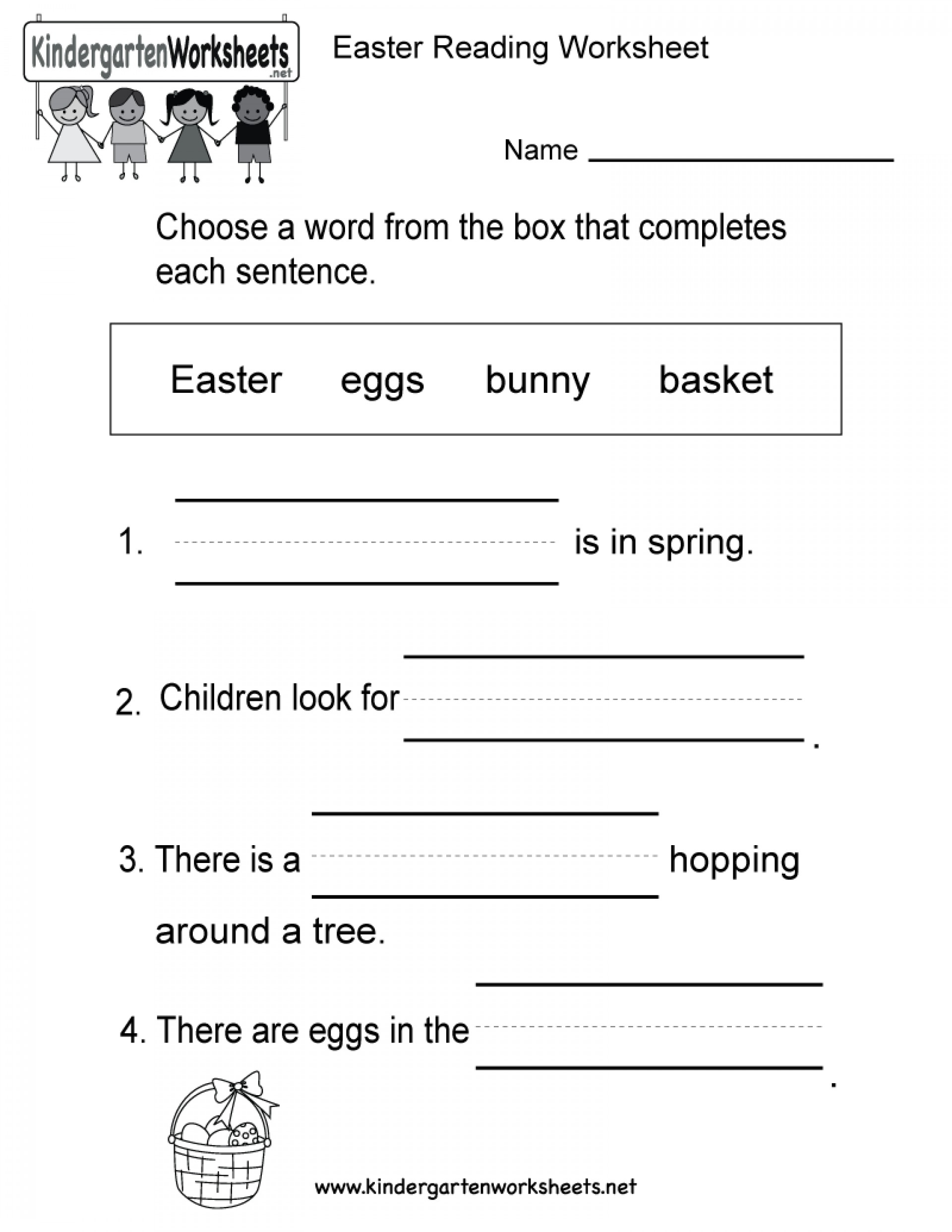 Kumon Reading Worksheets Free Download