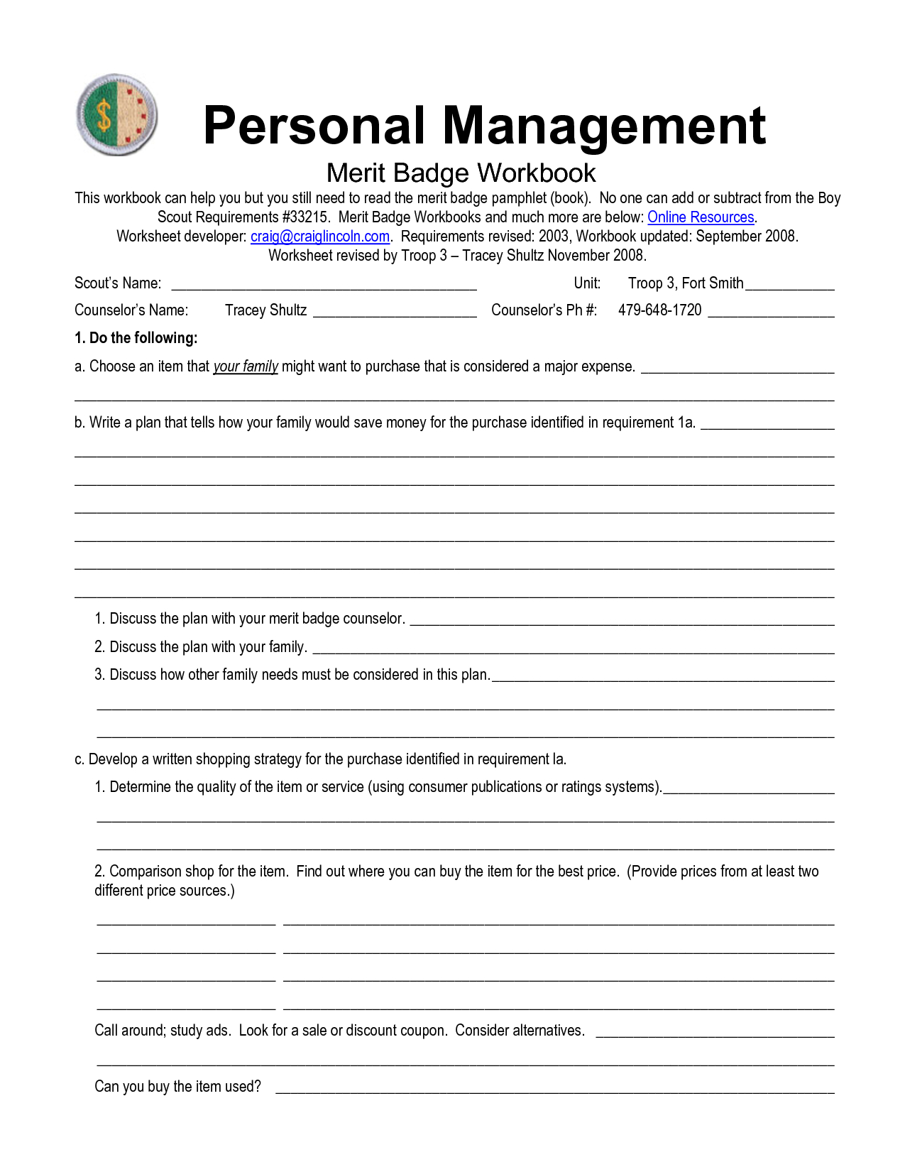 100 Sustainability Merit Badge Worksheet Cooking Cooked