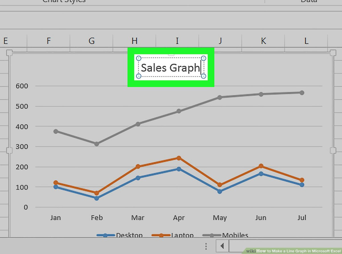 2 Easy Ys To Make A Line Graph In Microsoft Excel