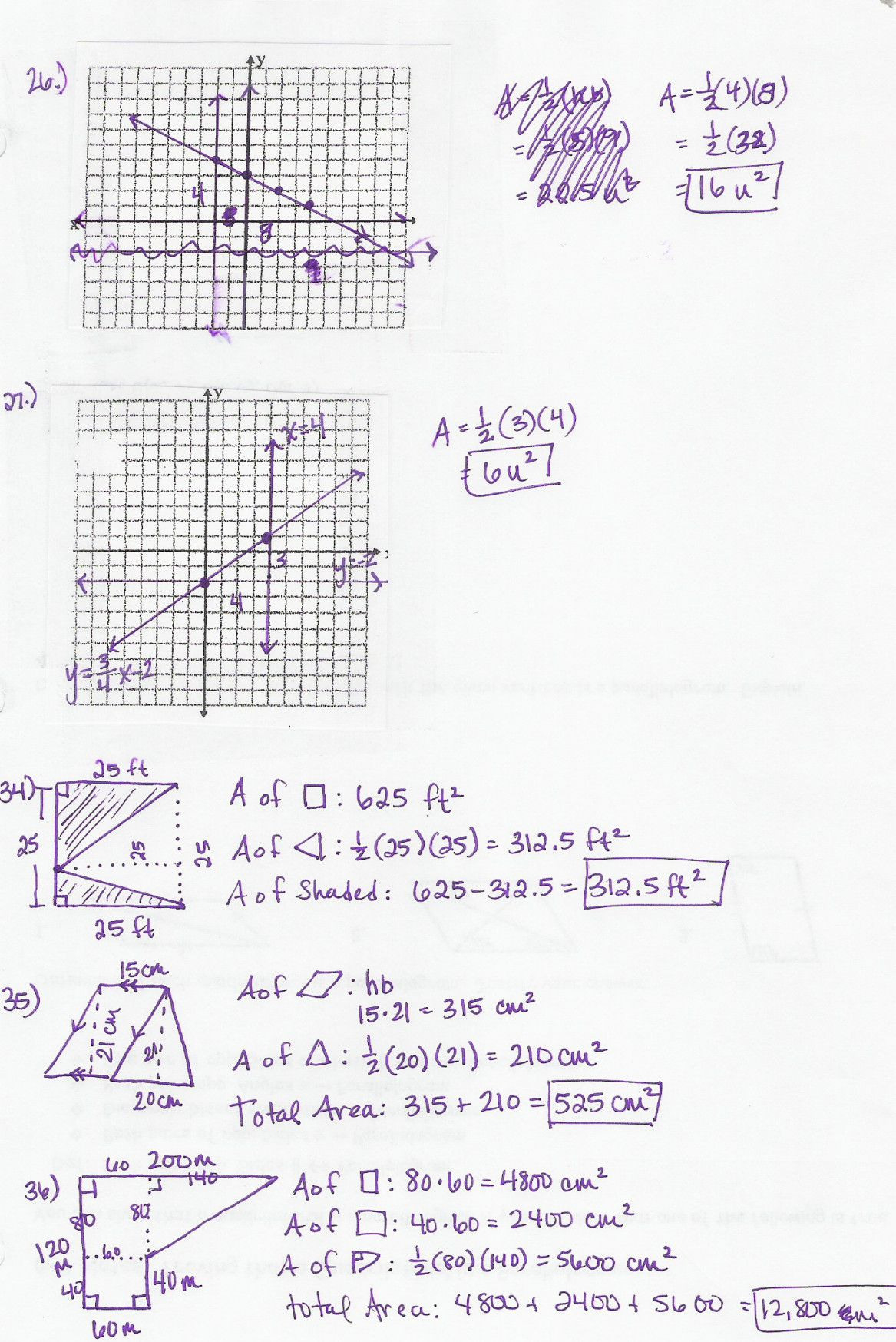 Compositions Of Transformations Worksheet Answers