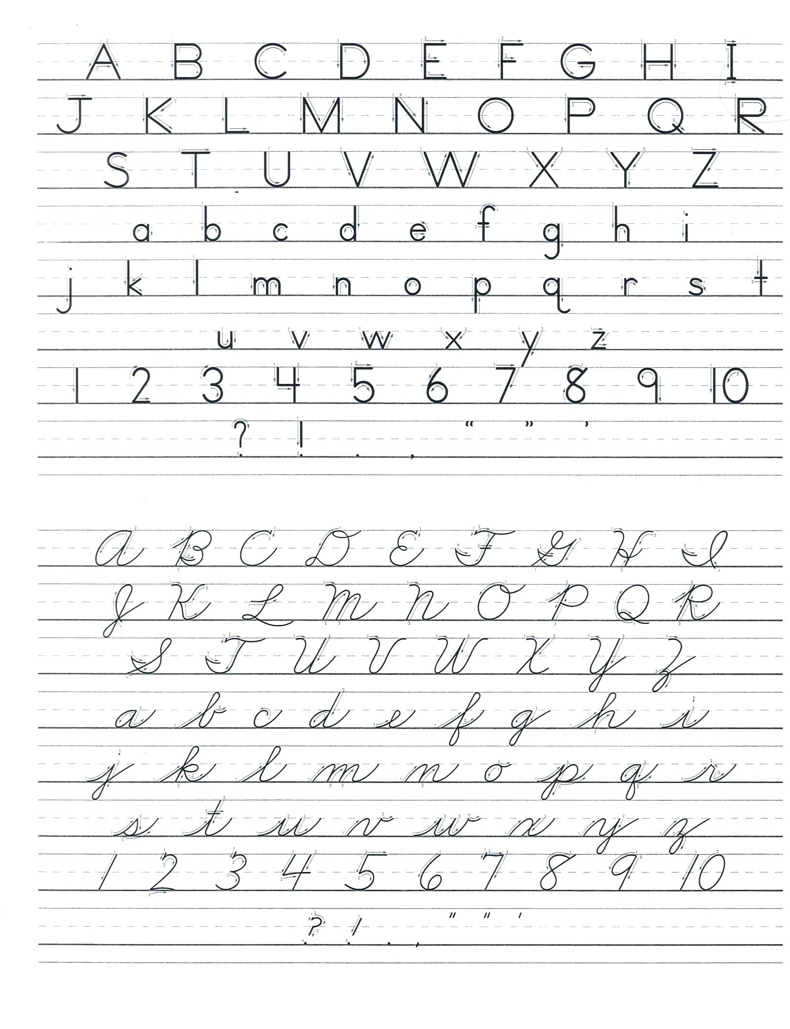 Cursive Writing Maker Pointeuniformclub