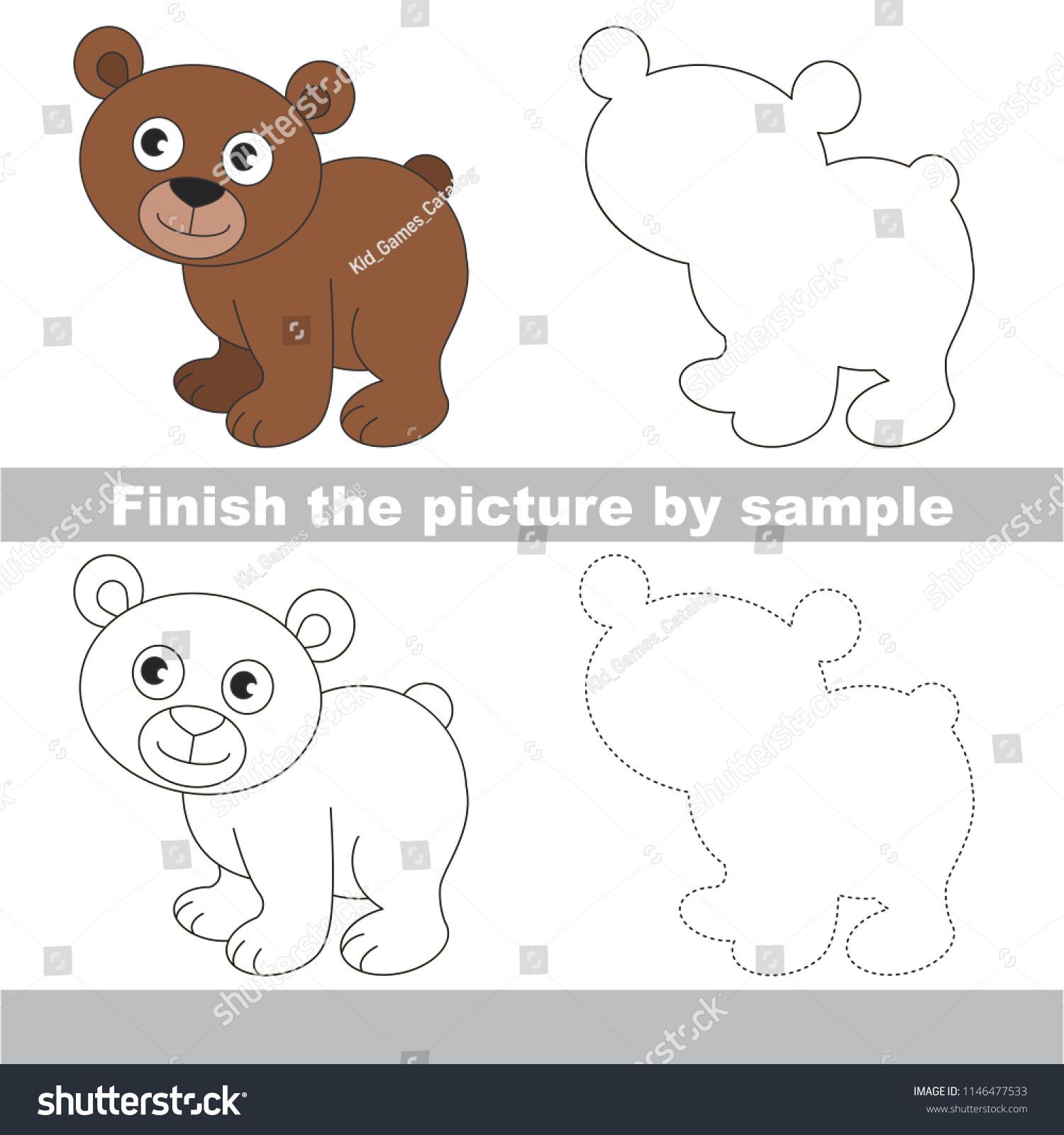Brown Worksheets For Preschool