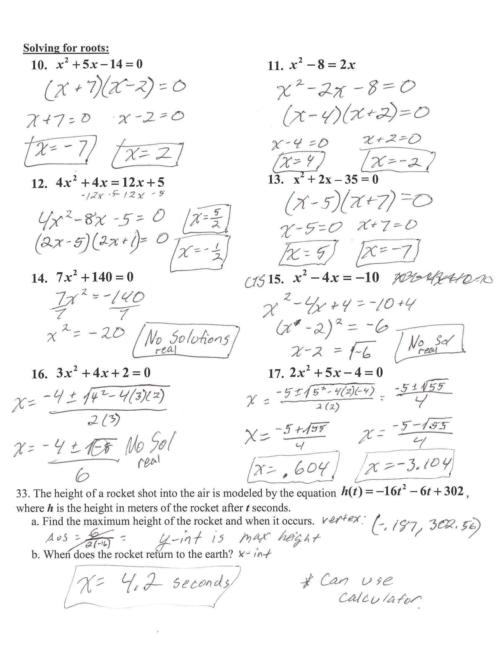 Factoring Polynomials Worksheet Factoring