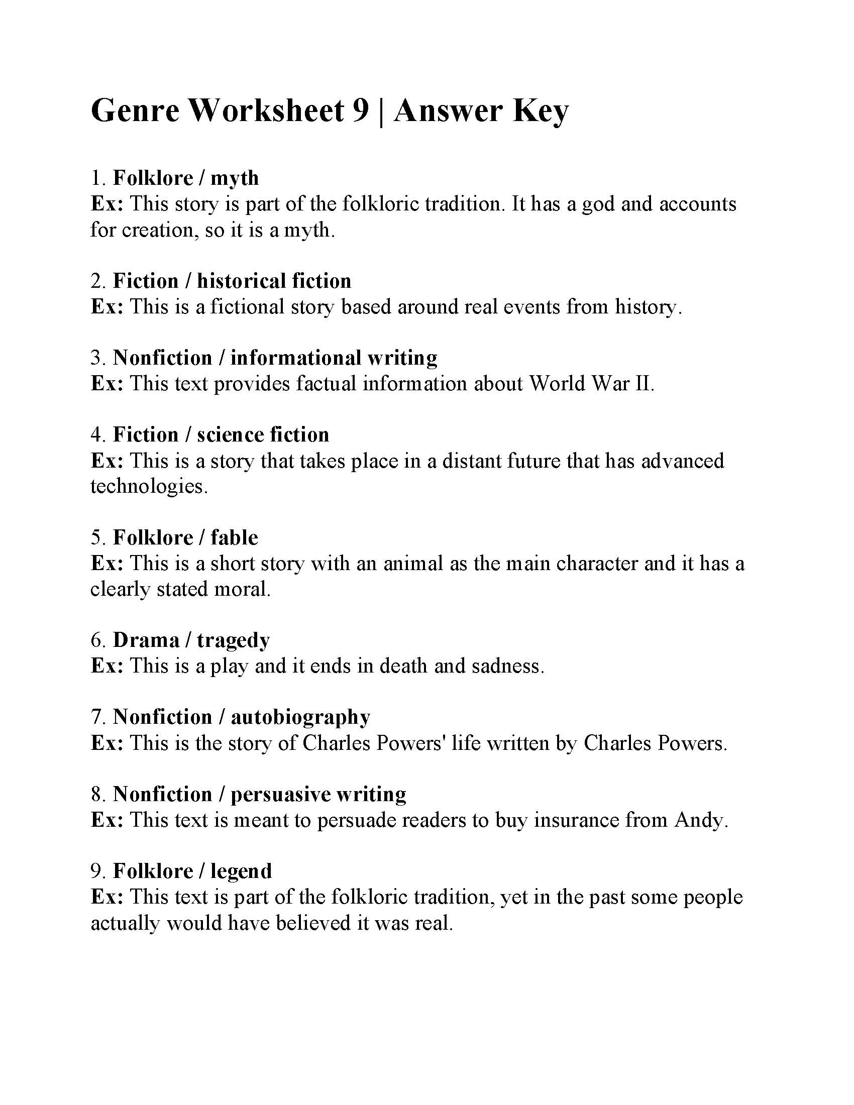 World War 2 Worksheets With Answers