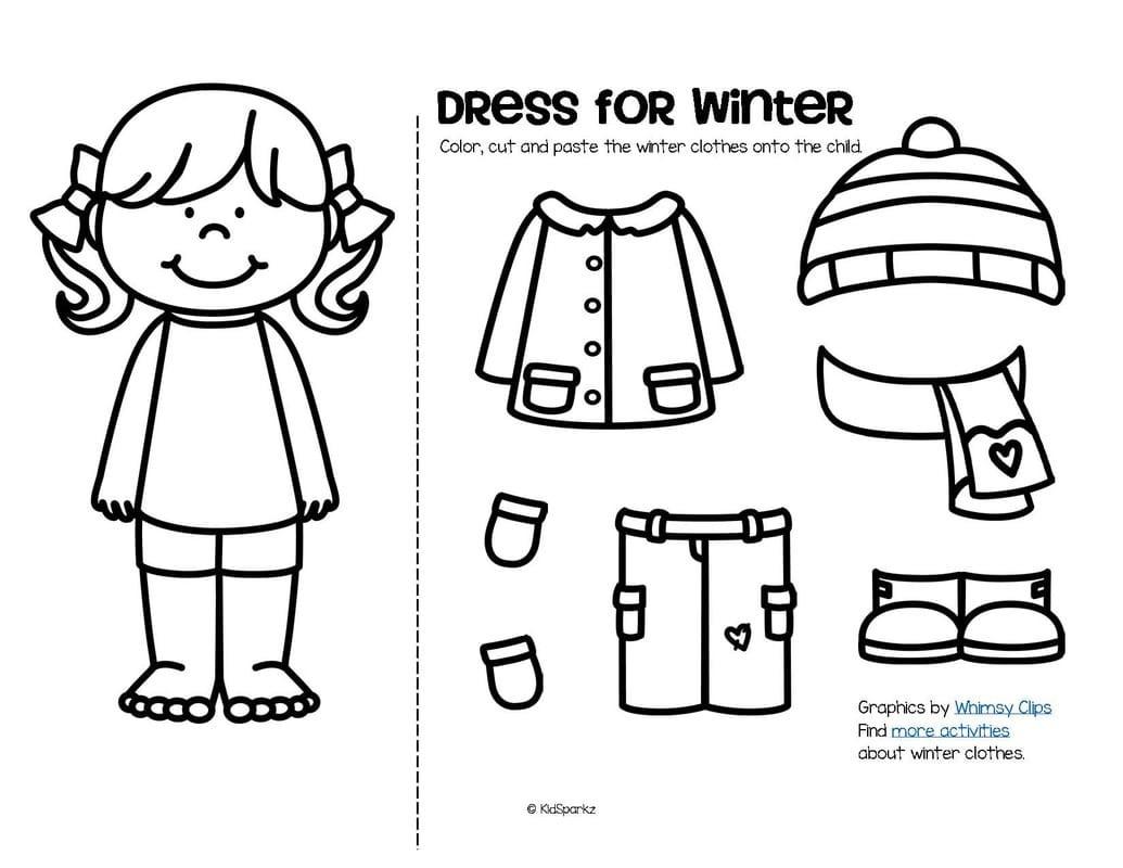 Images Of Rain Clothes Activity Preschool Rockcafe