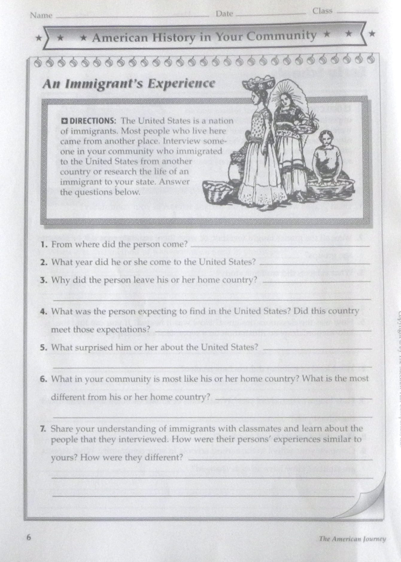 Immigration Assignment Montgomery County Public Schools