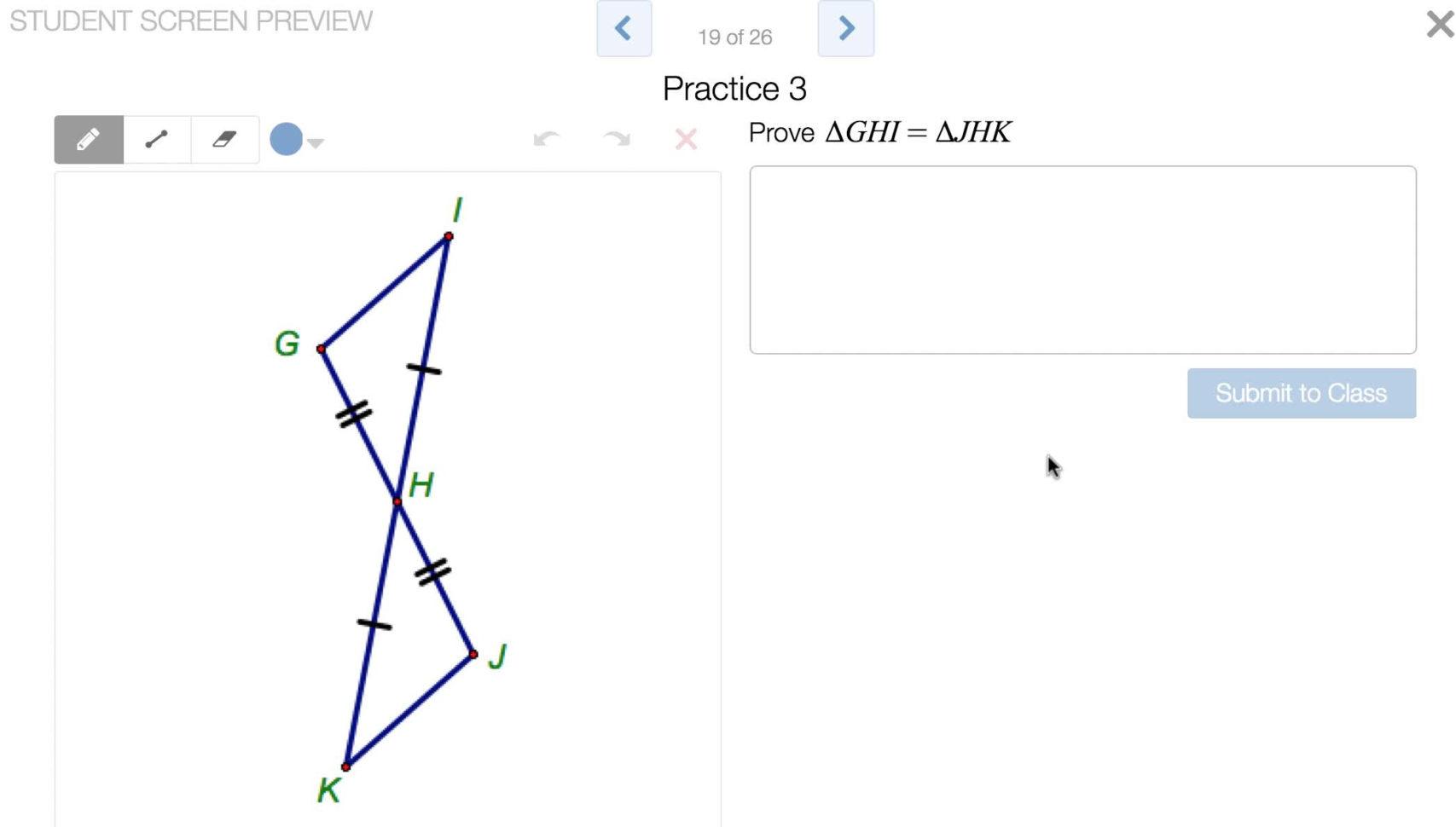 Investigating Congruent Triangles Original Activity