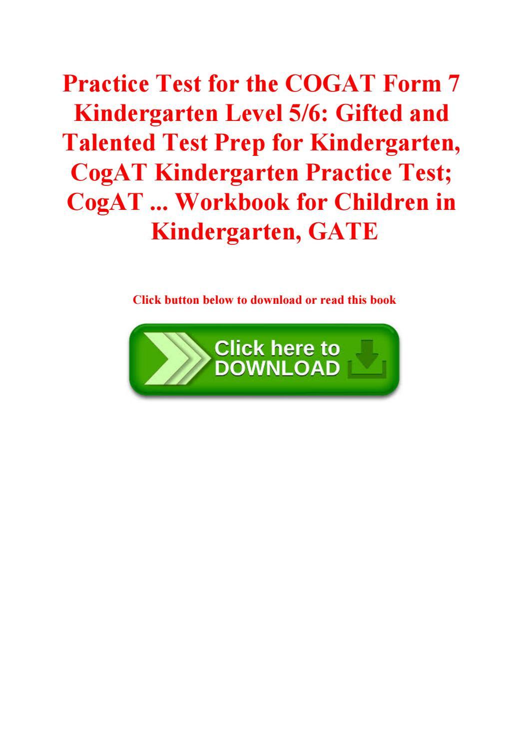 Kindergarten Educational Word Searches Printable Free