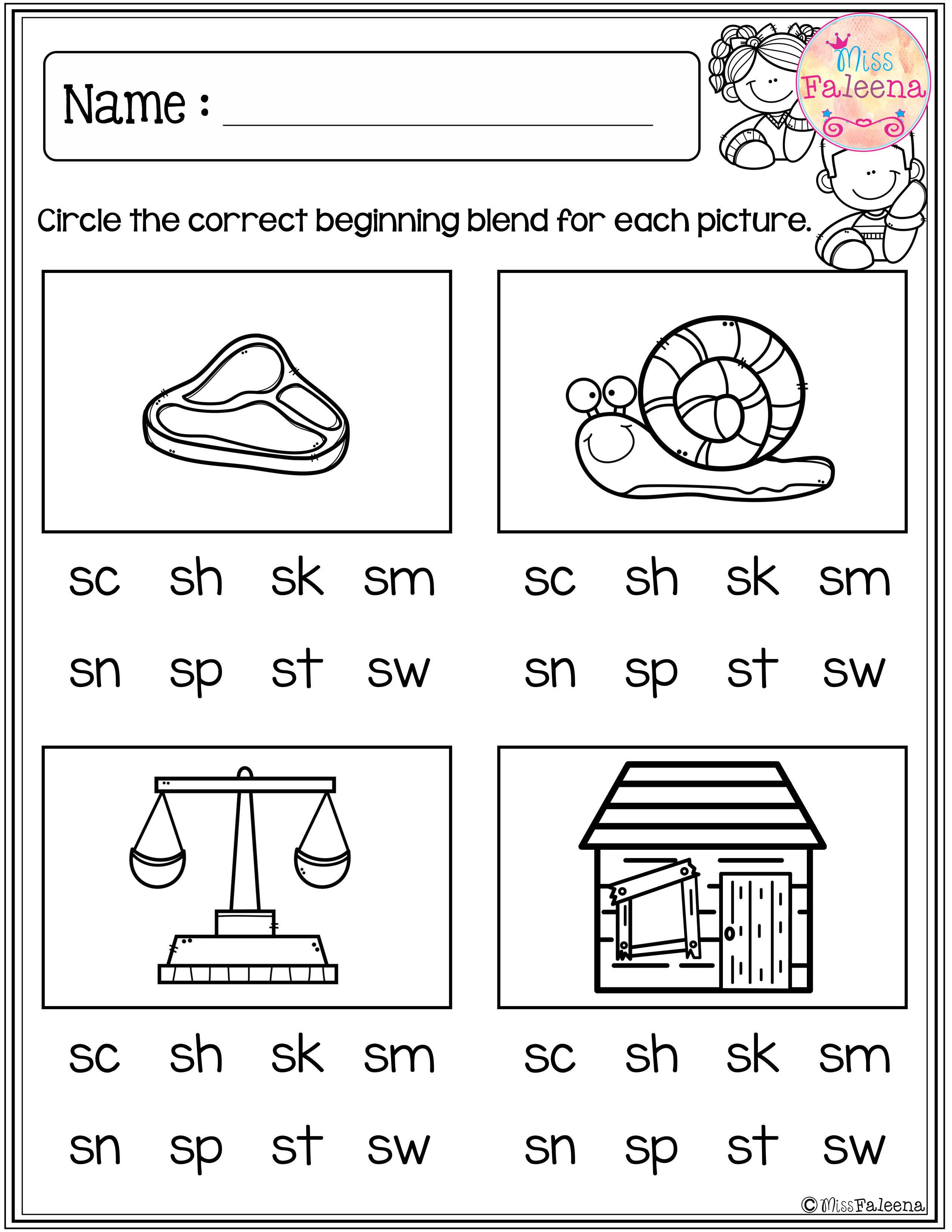 Kindergarten Life Cycle Plant Worksheet For Learning