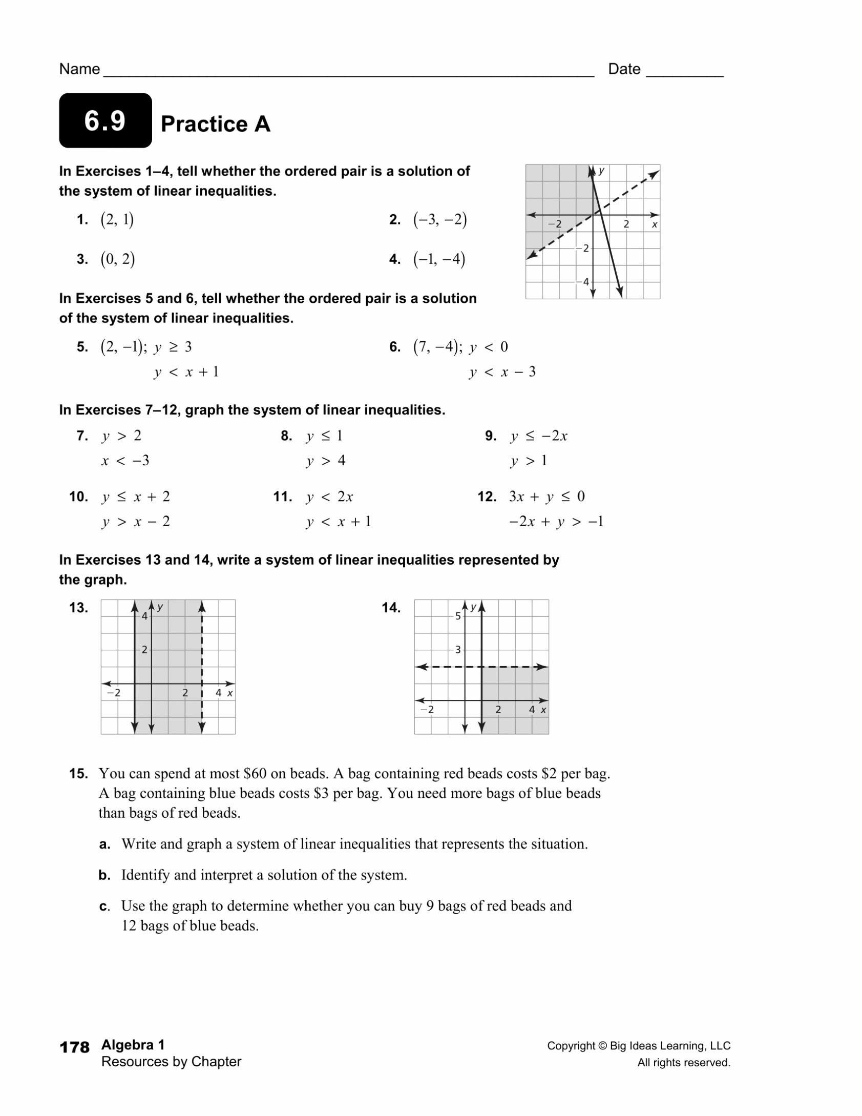 Linear Equations Worksheet Fresh Solving