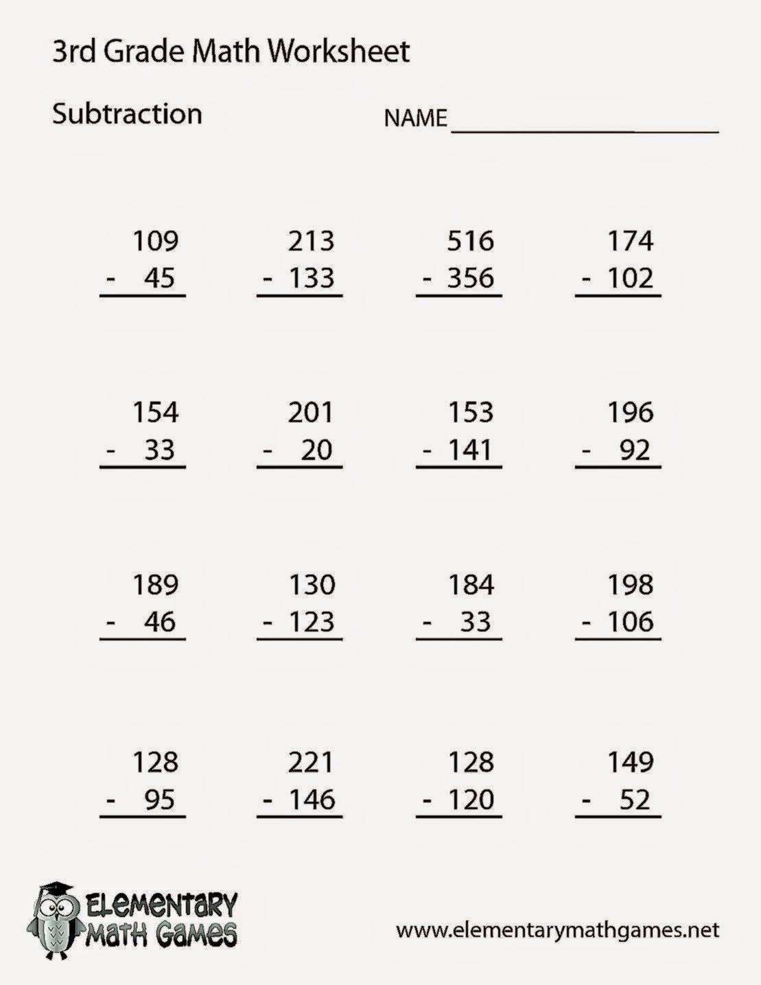 Kumon 2nd Grade Math Worksheets